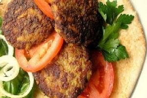 کتلت سبزیجات برای گیاهخواران