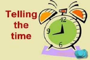 درس هفدهم/پرسش و پاسخ در مورد ساعت در زبان انگلیسی